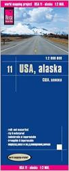 Buy map Alaska by Reise Know-How Verlag from Alaska Maps Store