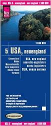 Buy map USA, New England by Reise Know-How Verlag from United States Maps Store