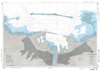 Buy map NGA Nautical Chart (37281) by National Geospatial-Intelligence Agency from Wisconsin Maps Store