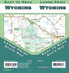 Wyoming Map online maps of Wyoming State