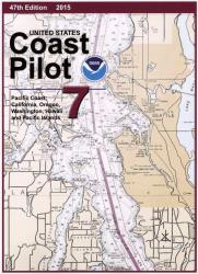 Buy map United States Coast Pilot 7 - Pacific Coast: California, Oregon, Washington, Hawaii and Pacific Islands by NOAA from California Maps Store