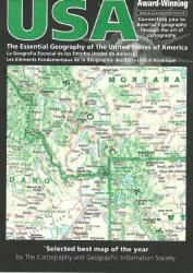 Buy map USA, The Essential Geography of the by Imus Geographics from United States Maps Store