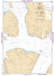 Buy map Barrow Strait and/et Wellington Channel by Canadian Hydrographic Service from Canada Maps Store
