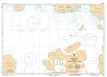 Buy map Barrow Strait and/et Viscount Melville Sound by Canadian Hydrographic Service from Canada Maps Store