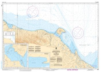 Buy map Demarcation Bay to/a Phillips Bay by Canadian Hydrographic Service from Canada Maps Store