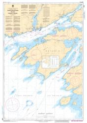 Buy map Carleton Island to/au Charity Shoal by Canadian Hydrographic Service from Canada Maps Store
