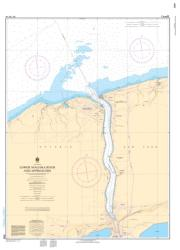 Buy map Lower Niagara River and Approaches by Canadian Hydrographic Service from Canada Maps Store