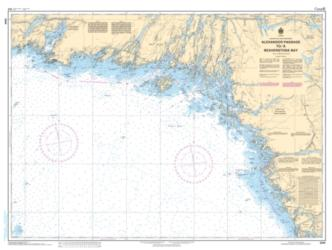 Buy map Alexander Passage to/a Beaverstone Bay by Canadian Hydrographic Service from Canada Maps Store