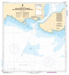 Buy map South Baymouth Harbour and Approaches by Canadian Hydrographic Service from Canada Maps Store
