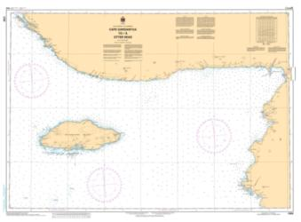 Buy map Cape Gargantua to/a Otter Head by Canadian Hydrographic Service from Canada Maps Store