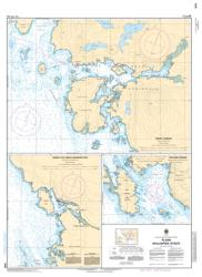Buy map Plans - Malaspina Strait by Canadian Hydrographic Service from Canada Maps Store