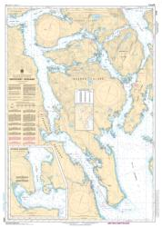 Buy map Discovery Passage by Canadian Hydrographic Service from Canada Maps Store