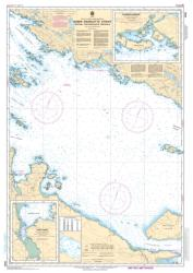 Buy map Queen Charlotte Strait, Central Portion/Partie Centrale by Canadian Hydrographic Service from Canada Maps Store