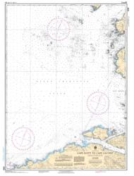 Buy map Cape Scott to Cape Calvert by Canadian Hydrographic Service from Canada Maps Store
