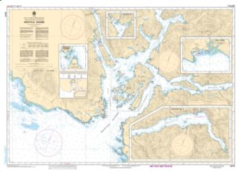Buy map Nootka Sound by Canadian Hydrographic Service from Canada Maps Store