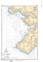 Buy map Brooks Bay by Canadian Hydrographic Service from Canada Maps Store