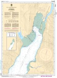 Buy map Stewart by Canadian Hydrographic Service from Canada Maps Store