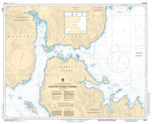 Buy map Houston Stewart Channel by Canadian Hydrographic Service from Canada Maps Store