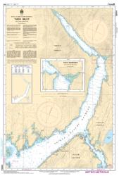 Buy map Tuck Inlet by Canadian Hydrographic Service from Canada Maps Store