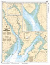 Buy map Petitcodiac River and/et Cumberland Basin by Canadian Hydrographic Service from Canada Maps Store