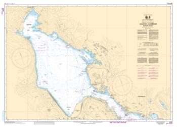 Buy map Halifax Harbour-Bedford Basin by Canadian Hydrographic Service from Canada Maps Store