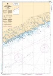 Buy map Country Harbour to/au Ship Harbour by Canadian Hydrographic Service from Canada Maps Store