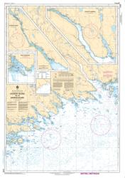 Buy map Country Island to/a Barren Island by Canadian Hydrographic Service from Canada Maps Store