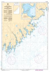 Buy map Liverpool Harbour to/a Lockeport Harbour by Canadian Hydrographic Service from Canada Maps Store