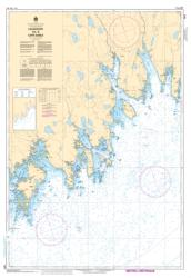 Buy map Lockeport to/a Cape Sable by Canadian Hydrographic Service from Canada Maps Store