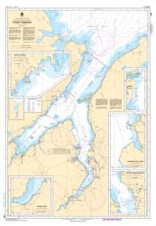 Buy map Sydney Harbour by Canadian Hydrographic Service from Canada Maps Store