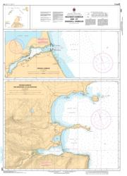Buy map Ingonish Harbour and/et Dingwall Harbour by Canadian Hydrographic Service from Canada Maps Store