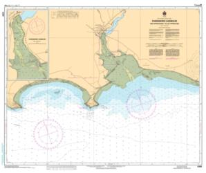 Buy map Parrsboro Harbour and Approaches/et les Approches by Canadian Hydrographic Service from Canada Maps Store
