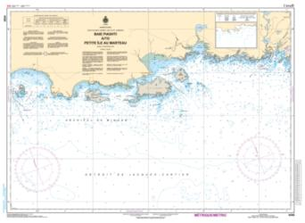 Buy map Baie Piashti a/to Petite Ile au Marteau by Canadian Hydrographic Service from Canada Maps Store