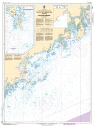 Buy map Ile du Petit Mecatina aux/to Iles Sainte-Marie by Canadian Hydrographic Service from Canada Maps Store
