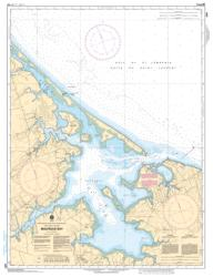 Buy map Malpeque Bay by Canadian Hydrographic Service from Canada Maps Store