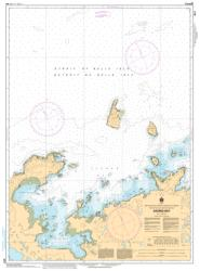 Buy map Sacred Bay by Canadian Hydrographic Service from Canada Maps Store