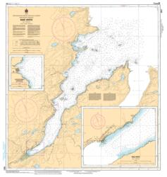 Buy map Baie Verte by Canadian Hydrographic Service from Canada Maps Store