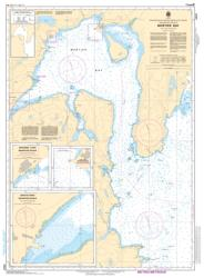 Buy map Mortier Bay by Canadian Hydrographic Service from Canada Maps Store