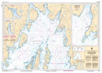 Buy map Head of/Fond de Placentia Bay by Canadian Hydrographic Service from Canada Maps Store