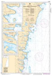 Buy map Renews Harbour to/a Motion Bay by Canadian Hydrographic Service from Canada Maps Store