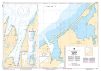 Buy map Holyrood and/et Long Pond by Canadian Hydrographic Service from Canada Maps Store