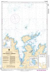 Buy map Twillingate Harbours by Canadian Hydrographic Service from Canada Maps Store