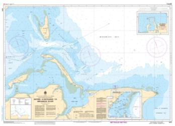 Buy map Entr?�e a/Entrance to Miramichi River by Canadian Hydrographic Service from Canada Maps Store