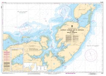 Buy map Caraquet Harbour, Baie de Shippegan and/et Miscou Harbour by Canadian Hydrographic Service from Canada Maps Store