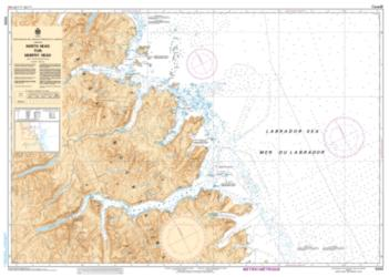 Buy map North Head to/a Murphy Head by Canadian Hydrographic Service from Canada Maps Store