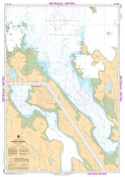 Buy map Riviere George by Canadian Hydrographic Service from Canada Maps Store