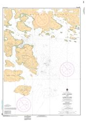 Buy map Cape Dorset and Approaches by Canadian Hydrographic Service from Canada Maps Store