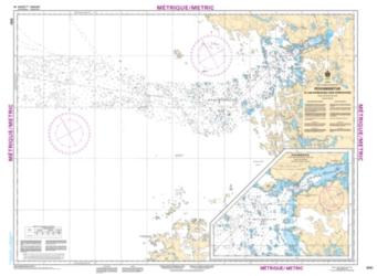 Buy map Povungnituk et les Approches/and Approaches by Canadian Hydrographic Service from Canada Maps Store