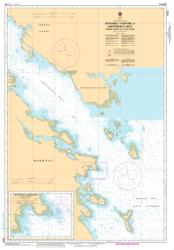Buy map Entrance to/Entree a Chesterfield Inlet (Fairway Island to/a Ellis Island) by Canadian Hydrographic Service from Canada Maps Store