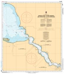 Buy map Winnipeg River/Riviere Winnipeg and Approaches/et les Approches by Canadian Hydrographic Service from Canada Maps Store
